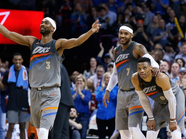 Oklahoma City's Wacky Corey Brewer Gambit Is ... Working?