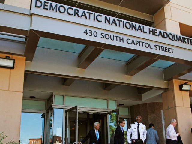 'Hacking Attempt' on Democratic National Committee Discovered [Updated]