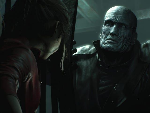 O estranho desejo de jogar <i>Resident Evil 2</i> mesmo depois de desistir do medo