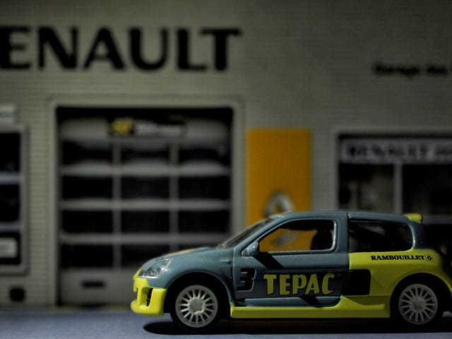 French Friday: Clio V6 part trois