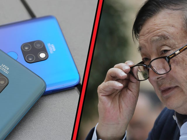 The Great Huawei Disconnect