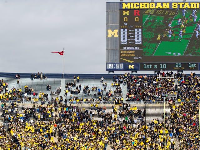 BREAKING: College Football Programs Juice Their Attendance Numbers