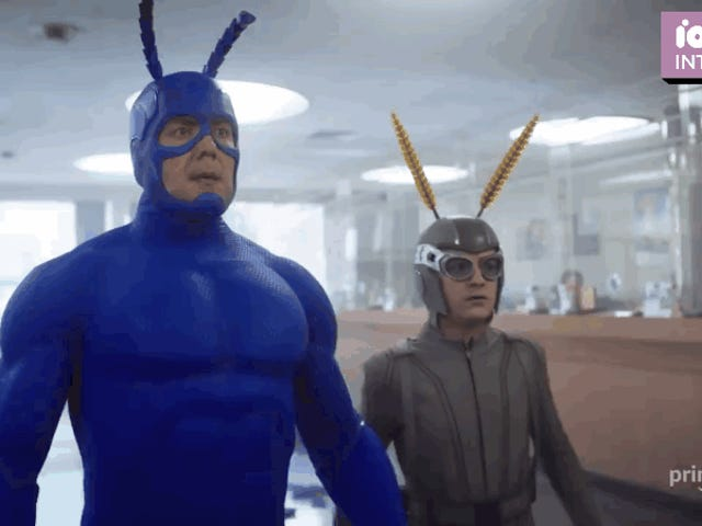 The Tick TV Show Doesn't Give a Damn About Your Cynicism