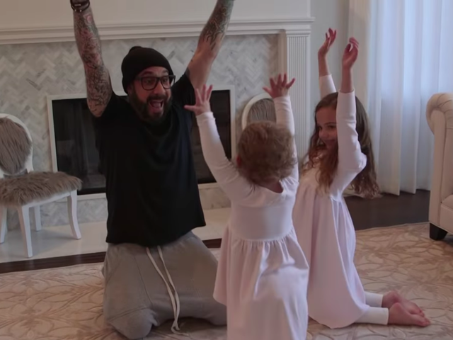 """The Backstreet Boys are Backstreet Dads in new music video for """"No Place"""""""