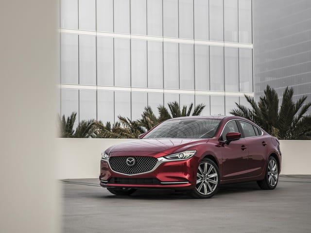 We asked, and Mazda delivered (without Manual, AWD, Wagon). Now would you buy it?