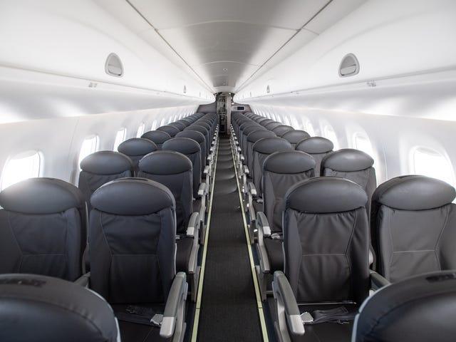 """W wyniku epidemii wirusa koronawirusa linie lotnicze wykonują puste loty """"duchów"""""""