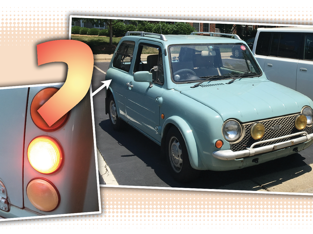 See if You Can Figure Out the Bizarre and Baffling Problem I Had With My Nissan Pao