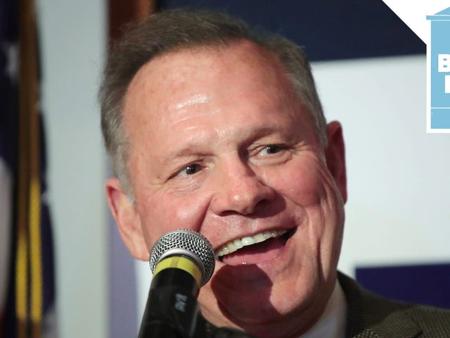 Roy Moore Denies Allegations As Alabama Republicans Scramble for Supportive Bible Verses