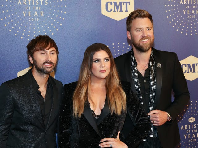 Lady Antebellum changes band name over seemingly obvious slavery-era implications of the old one
