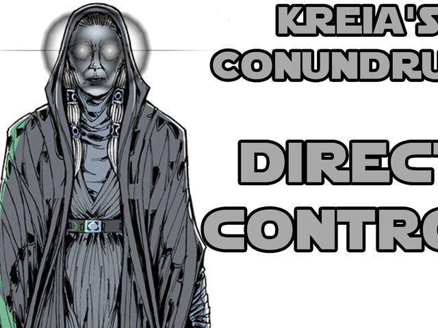La sélection d'aujourd'hui d'articles de la communauté dirigée par les lecteurs de Kotaku: Les énigmes de Kreia - Contrôle direct