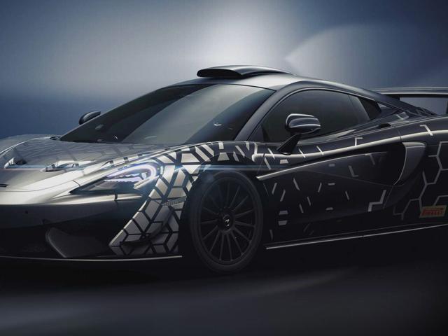 O novo McLaren 620R é um carro de corrida de edição limitada que você pode pegar na estrada
