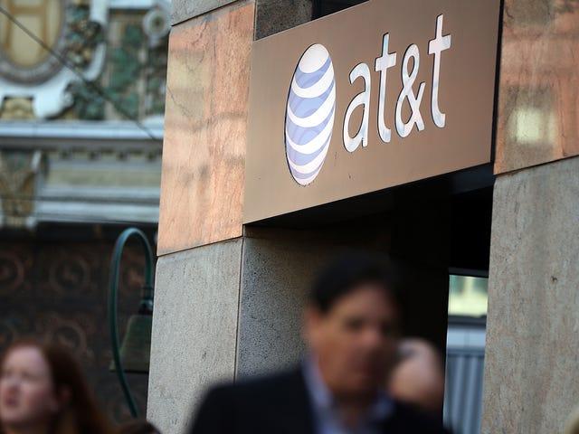 AT & T-vaten vooruit met zijn bullshitplan voor Brand Enhanced 4G als '5G E'