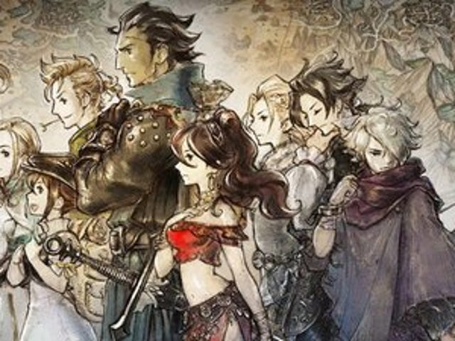 Anonymity and Octopath Traveler