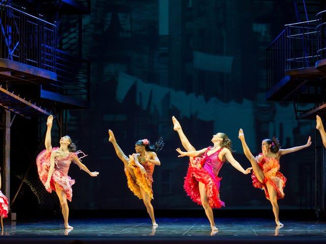 Evet, Broadway'deki <i>West Side Story</i> İzleyeceğim, Sorduğunuz için Teşekkür Ediyorum!
