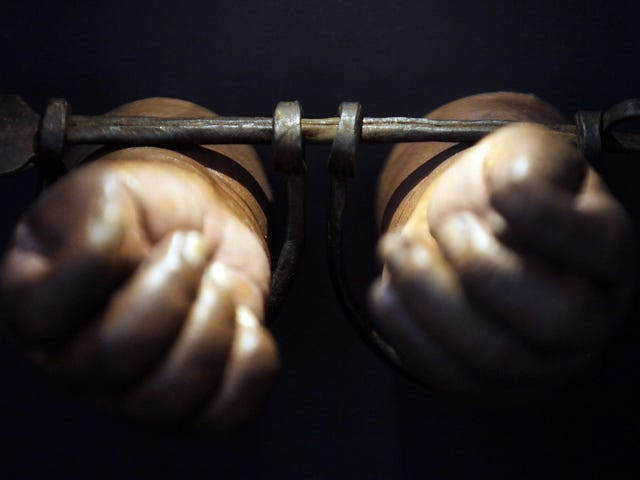 Treffen Sie Angela, eine der ersten Sklaven, die in Amerika ankommt