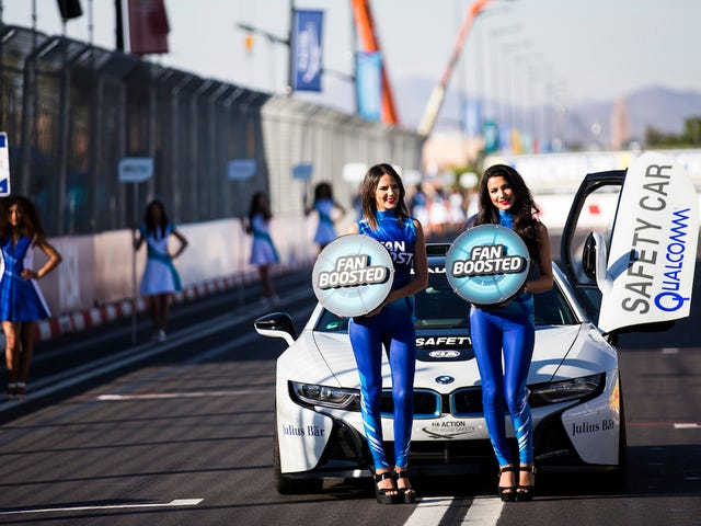 Formula E Gets Grid Girls Spectacularly Wrong