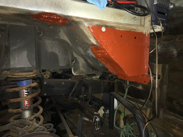 Rust progress!