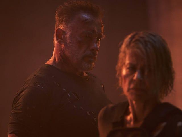 Dark Fate kan ikke overskride Terminator-franchises fortid