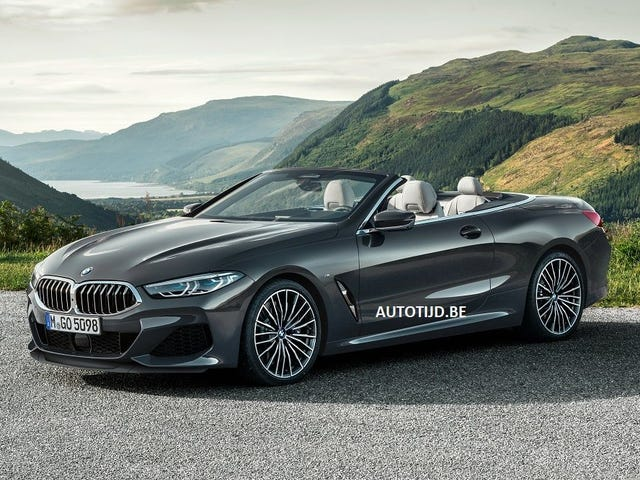 Not-A-6-Series Convertible Revealed