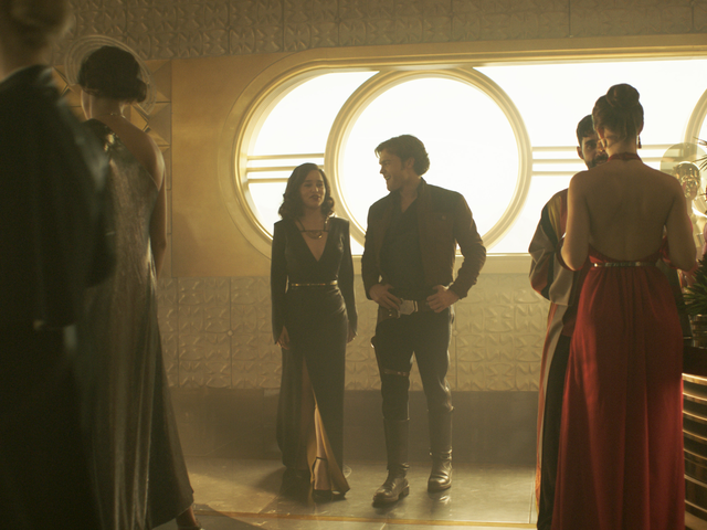 The NewestSolo Featurette Juxtaposes the Freedom of Han With the Tyranny of the Empire