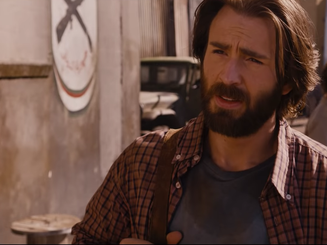 Reminisce about Chris Evans' beard with this thrilling trailer for The Red Sea Diving Resort