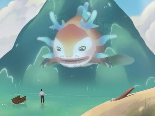 Un increíble corto animado del que Miyazaki se sentiría orgulloso