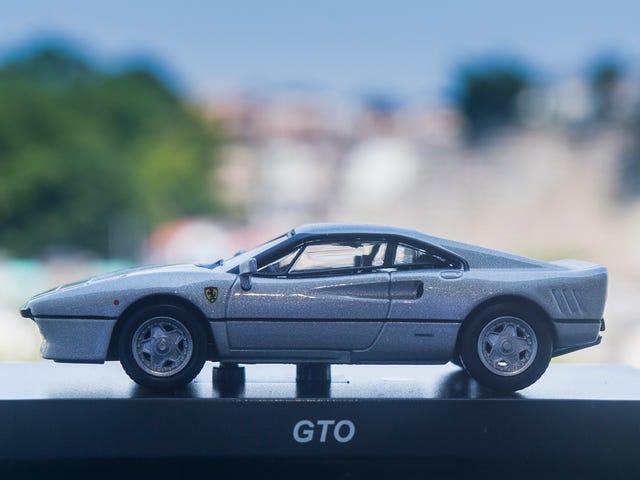 Ferrari п'ятниця: Kyosho Ferrari 288 GTO