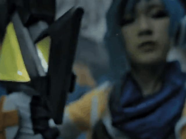 League Of Legends: The Cosplay Movie