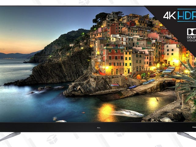 Grab One of Last Year's Best TVs For Just $500, While You Still Can