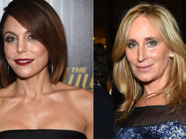 Someone's Adding Fuel to the Fire of Sonja Morgan and Bethenny Frankel's Tipsy Girl/Skinnygirl Fight [Updated]
