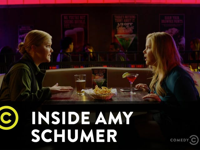 Time Travel Amy Schumer-Style Is Dirty, Funny, and Totally Nuts