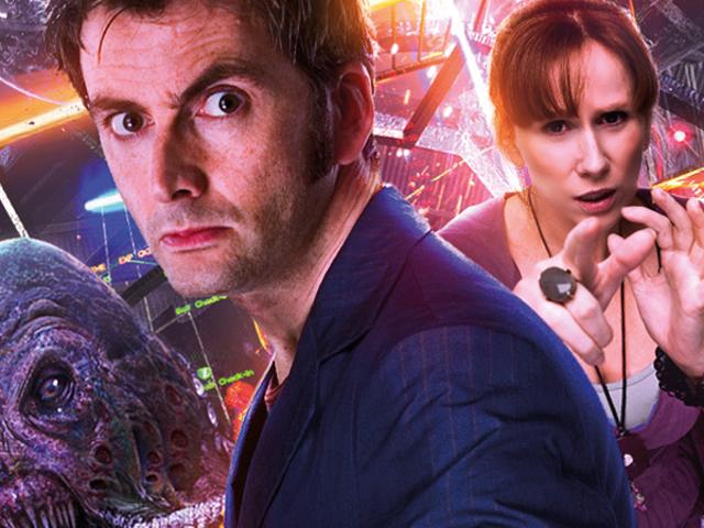 Hør David Tennant og Catherine Tates Hilary Retur til Doctor Who