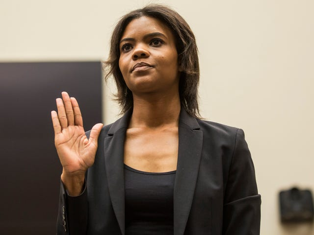 Candace Owens Is Racist White America's Black Friend and She Just Told Congress That White Nationalism Isn't a Thing