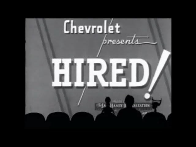 More Insane Post-War General Motors Short Films, This Time With MST3K