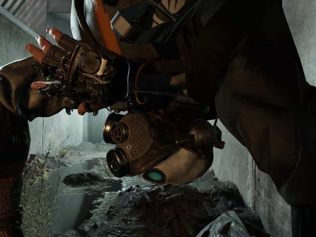 Valve Is 'Confident' Half-Life: Alyx Won't Be Delayed