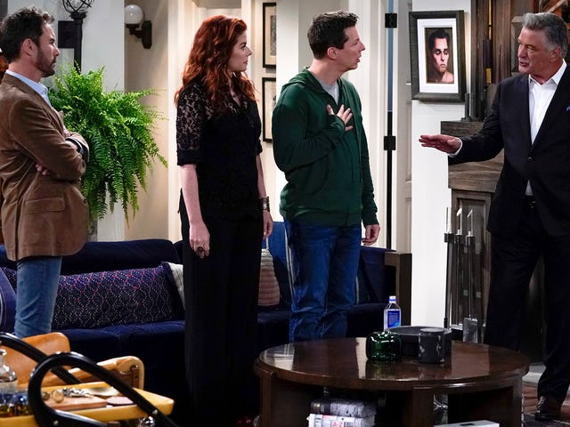 Will & Grace wraps up a Karen-centric episode in a nice sitcom package