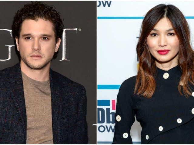 Marvel's Kevin Feige confirms that both Kit Harington and Gemma Chan are Eternals