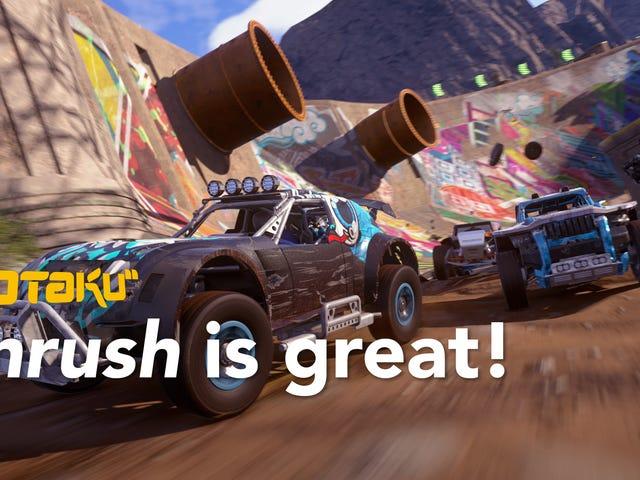 Om <i>Mario Kart</i> är Kool-Aid, är <i>Onrush</i> Monster Energy Drink