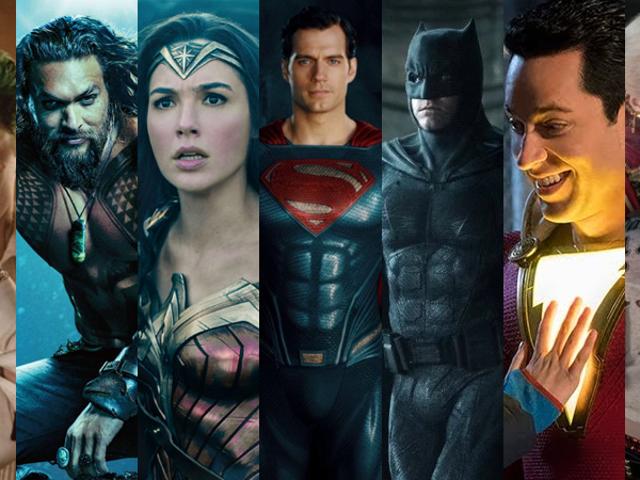 A Convenient Guide Through DC's Wild and Uncertain Film Universe