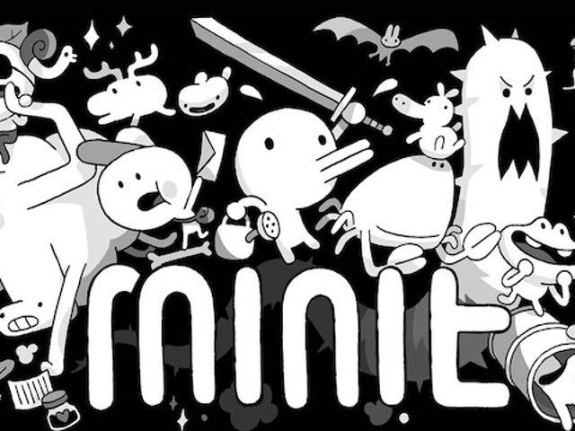 もっと白黒のビデオゲームが欲しい!