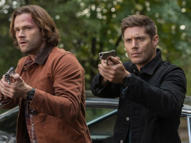 The CW's coronavirus schedule shift kind of gives Supernatural another final season
