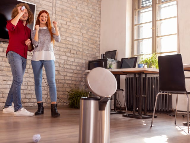 Förbättra ditt arbete-från-hem-moral med gruppslackavbrott