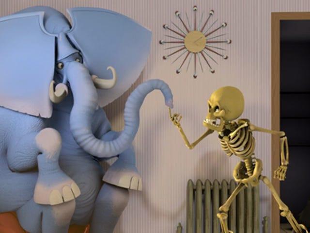 Ang super matalino na animation ay puno ng mga idiom na dinala sa buhay