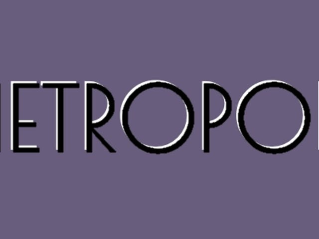 Hypothetical TV: Metropolis