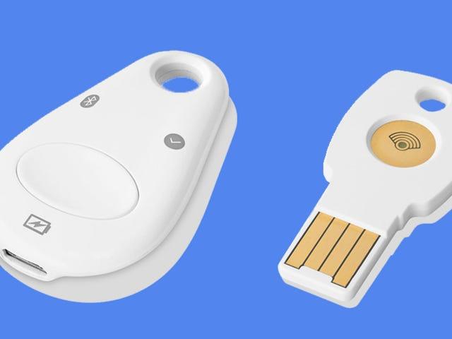 Google påminner om fysiska säkerhetsnycklar efter att Bluetooth har upptäckts av säkerhetsproblem