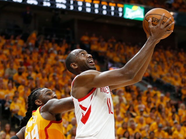 Why Didn't The Rockets Use Their Mid-Level Exception On Luc Mbah A Moute?