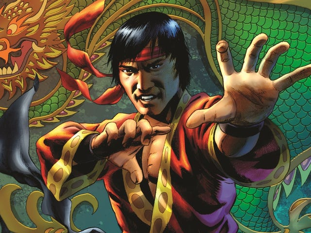 Shang-Chi And The Legend Of The Ten Rings to show Marvel fans the real Mandarin, at last