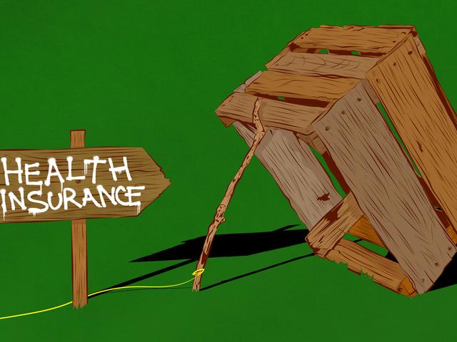 购买健康保险时避免使用这些陷阱