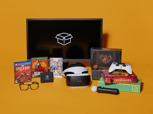 The Inventory Gift Guide For Intelligent, Beautiful Gamers