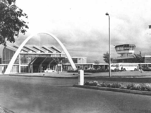 Glasgow's Old Airport Was Miles Better